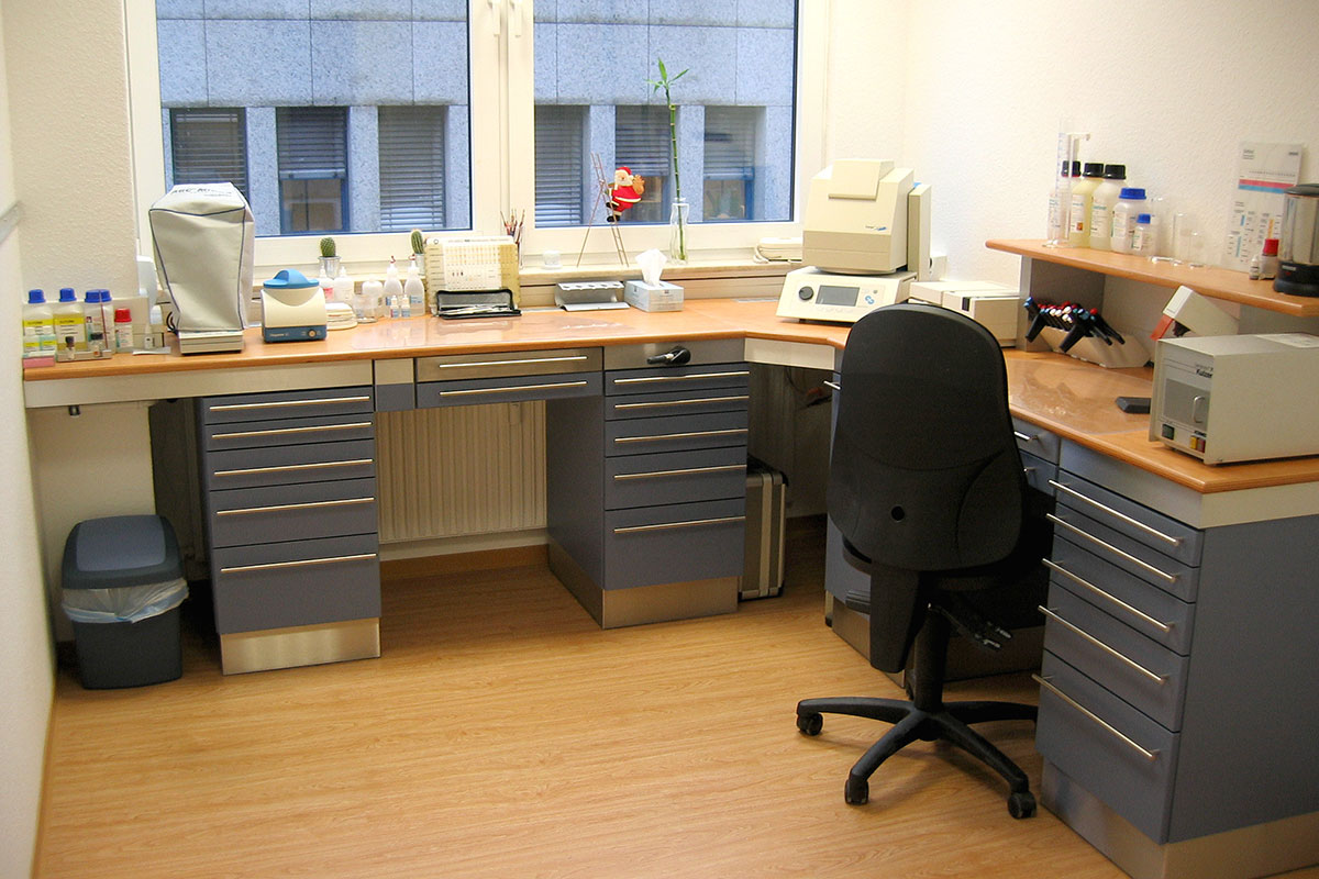 Laborraum