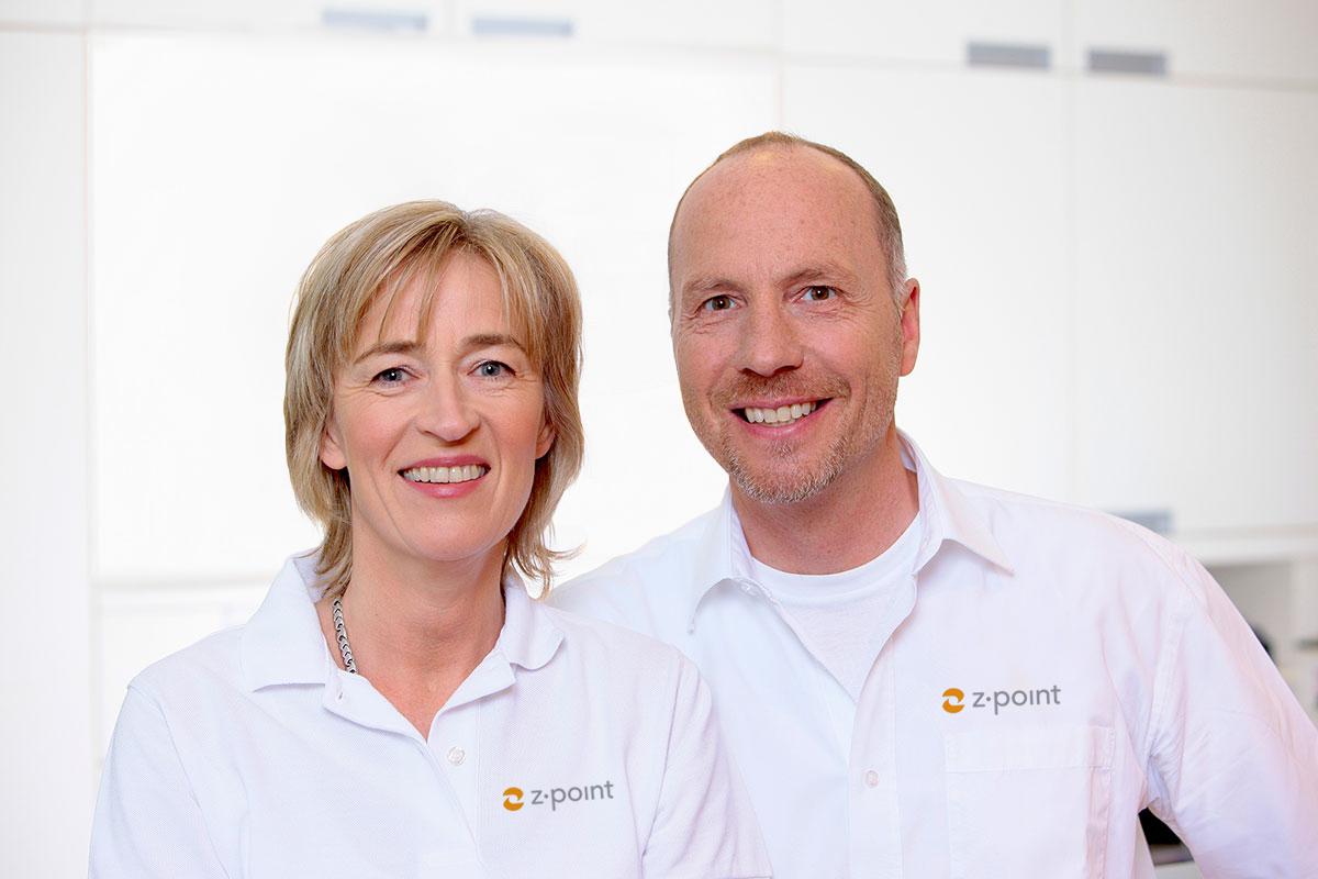Frau und Herr Dr. Gustmann